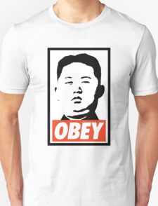Obey Kim Jong Un T-Shirt