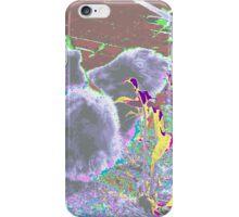 Three Silkie Chicks iPhone Case/Skin