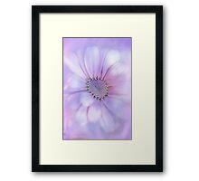Precious Flower.... Framed Print