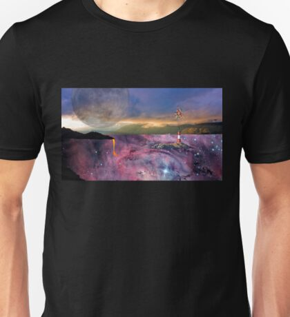 Fantasy World Unisex T-Shirt