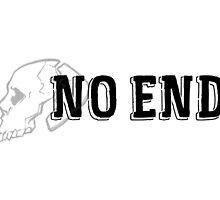 No End Logo by noendcomic