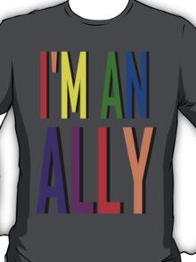 I'm an Ally T-Shirt