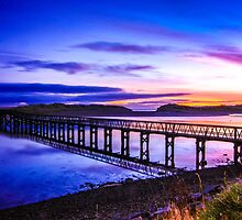 Lossie bridge 2 by Gary Power