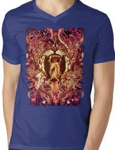 Jungle Boogie Mens V-Neck T-Shirt