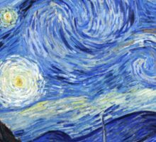 Vincent Van Gogh - Starry Night Sticker