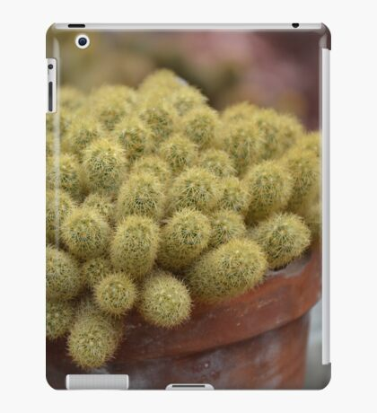 Cacti or Fuzzy Pickles? iPad Case/Skin