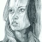 Portrait of Summer Glau by ArtLuver