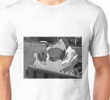 Last Ride For Claus  Unisex T-Shirt