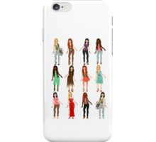 FashionWorld iPhone Case/Skin
