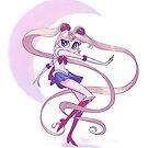 Sailor Moon by downersteve
