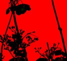 Red Serenity  Sticker