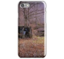Leaning Two  iPhone Case/Skin