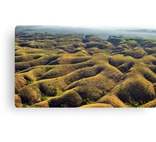 Bungle Bungle Formation Canvas Print