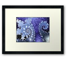 Winter Overture Framed Print