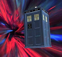 Tardis of the 3rd and 4th by kerchow