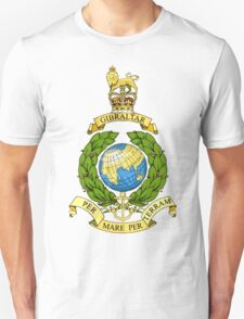 The Corps of Royal Marines Logo T-Shirt
