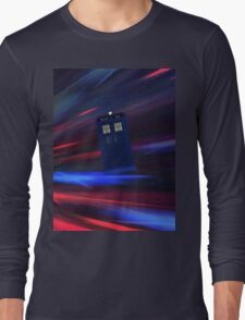 Doctor Who The Movie Long Sleeve T-Shirt