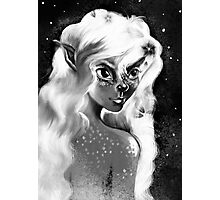 Elf girl Photographic Print