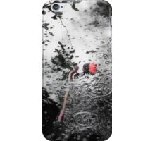 Pulled Down at 2000 Metres Per Second  iPhone Case/Skin