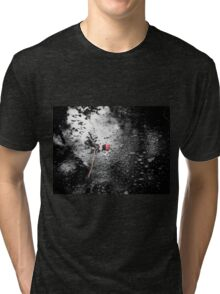 Pulled Down at 2000 Metres Per Second  Tri-blend T-Shirt