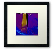 Infinite Resolution Framed Print