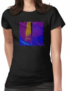 Infinite Resolution Womens Fitted T-Shirt