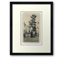 Wade & Sandifer Estate / Ly & Elsie Wade Framed Print