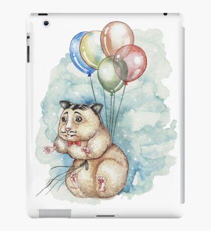 Hamster Hoze iPad Case/Skin