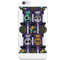 Halloween Lollies iPhone Case/Skin