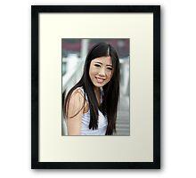 Japanese Beauty #2 Framed Print
