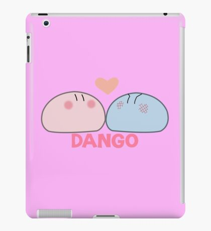 Dango iPad Case/Skin