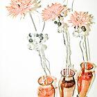 shabby flowers by JustJazzy