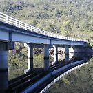 Murchison Bridge - reflections by gaylene