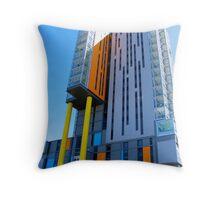Adelaide apartments Throw Pillow