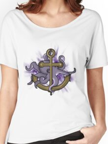 Cephalopod Women's Relaxed Fit T-Shirt