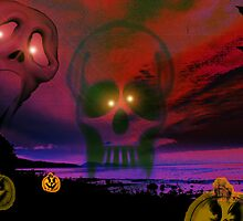 The Spooks Are Spooked by Gail Bridger