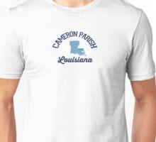 Cameron Parish - Louisiana. Unisex T-Shirt