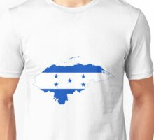 Honduras Flag Unisex T-Shirt