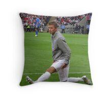 Beckham Warm Up Throw Pillow