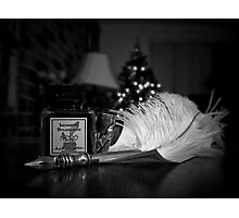 Quill & Ink - New Hobby Photographic Print