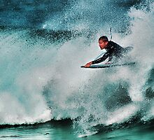 Body Boarding in Australia by Andy and Von Quinn