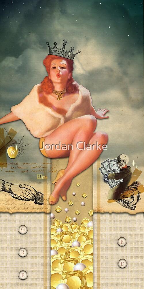 Greed by Jordan Clarke