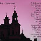 Postcard Poem #3 - NightWitch by postcardpoetry