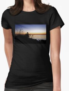 Magnificent Illumination Womens Fitted T-Shirt