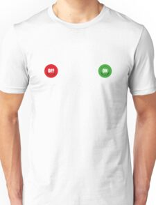 OFF ON T... HIS REMOTE Unisex T-Shirt