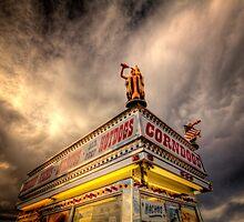 SkyDogs by Bob Larson