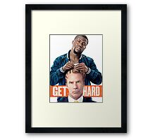 Get Hard Will Ferrel Framed Print