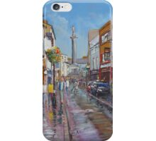 O'Connell Street , Ennis Co Clare, Ireland iPhone Case/Skin