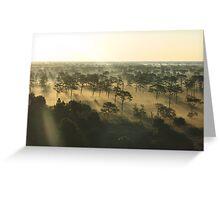 Sebastian Serengeti Greeting Card