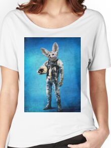 Fennec the captain Women's Relaxed Fit T-Shirt